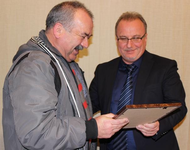 В День энергетика лучшие работники «Севтеплоэнерго» получили грамоты от «Мособлтеплоэнерго»
