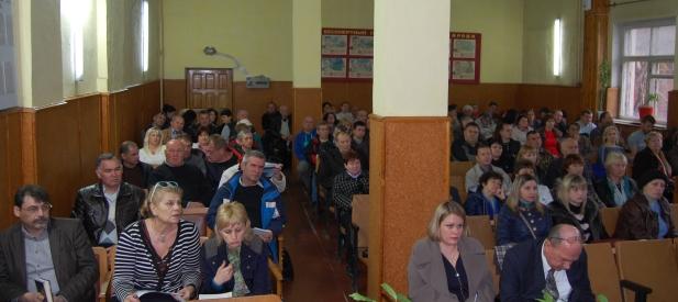 В  ГУПС «Севтеплоэнерго» утвержден новый коллективный договор на 2015 год