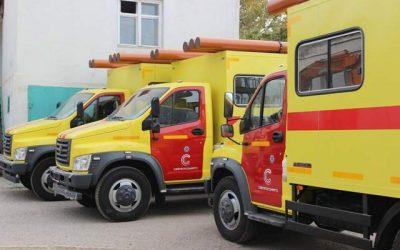 ГУПС «Севтеплоэнерго» приобрело новые современные автомобили для выполнения аварийно-ремонтных работ