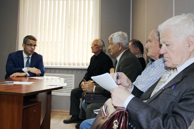 Общественный совет дал положительную оценку коллективу «Севтеплоэнерго» за прошедший отопительный сезон