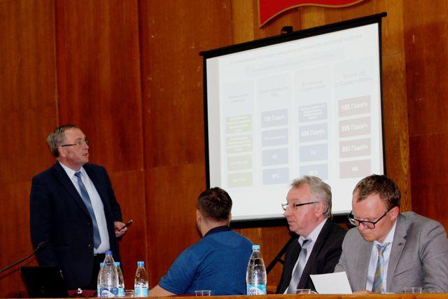 Общественностью одобрен проект актуализированной Схемы теплоснабжения города Севастополя до 2033 года