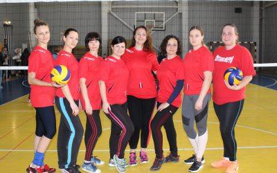 Женская сборная по волейболу «Севтеплоэнерго» завоевала «серебро»!