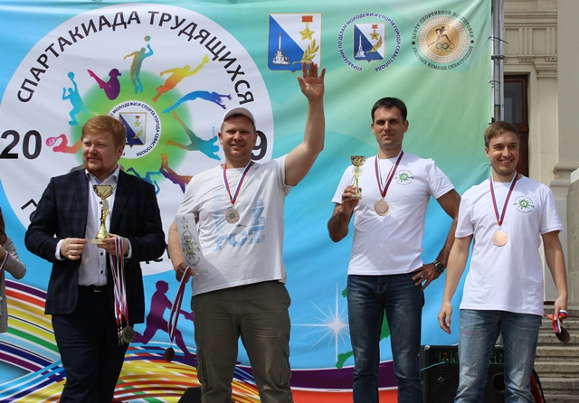 По количеству завоёванных на Спартакиаде медалей команда «Севтеплоэнерго» показала один из лучших результатов