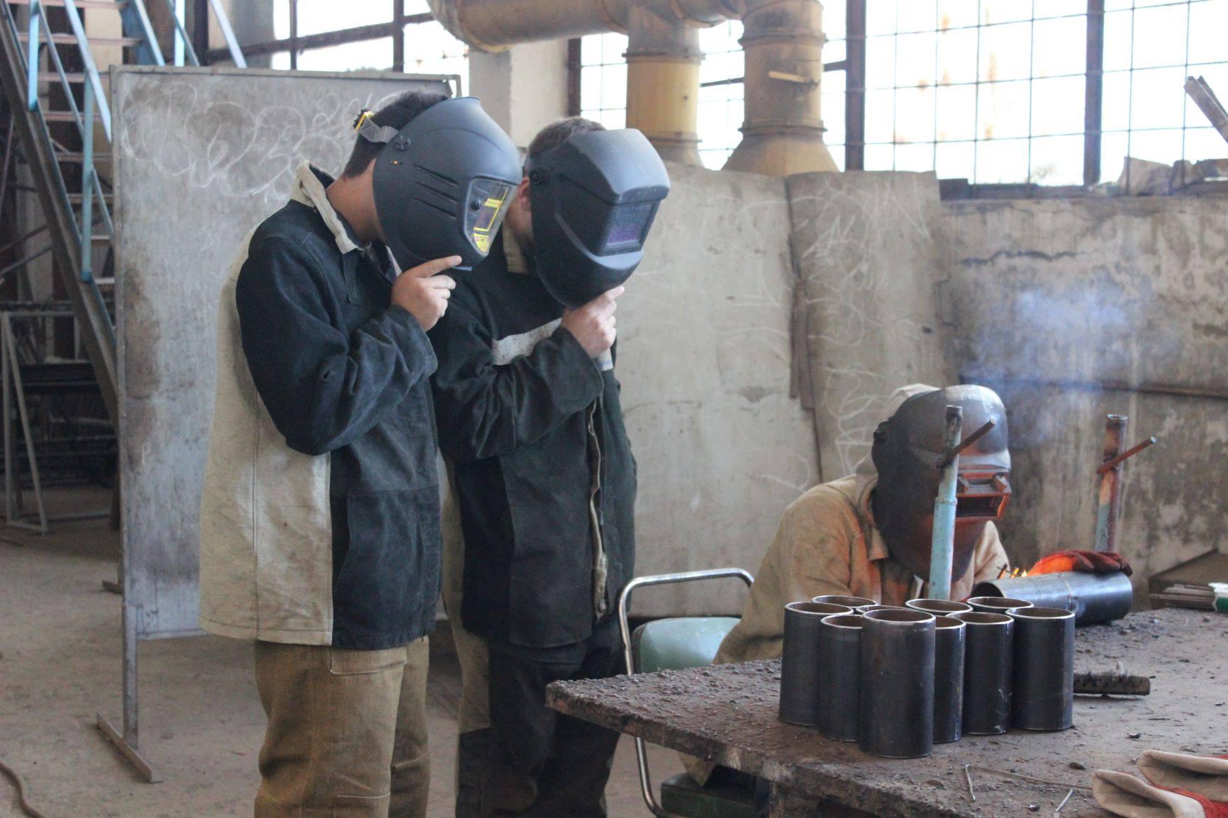 В «Севтеплоэнерго» впервые провели конкурс профмастерства среди студентов-практикантов
