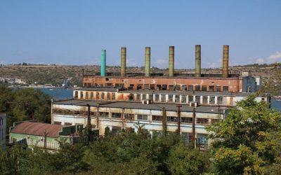 Севастопольская ТЭЦ возобновляет подачу горячей воды