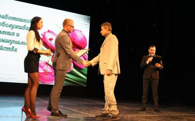 Сотрудников ГУПС «Севтеплоэнерго» поблагодарили за отличную работу