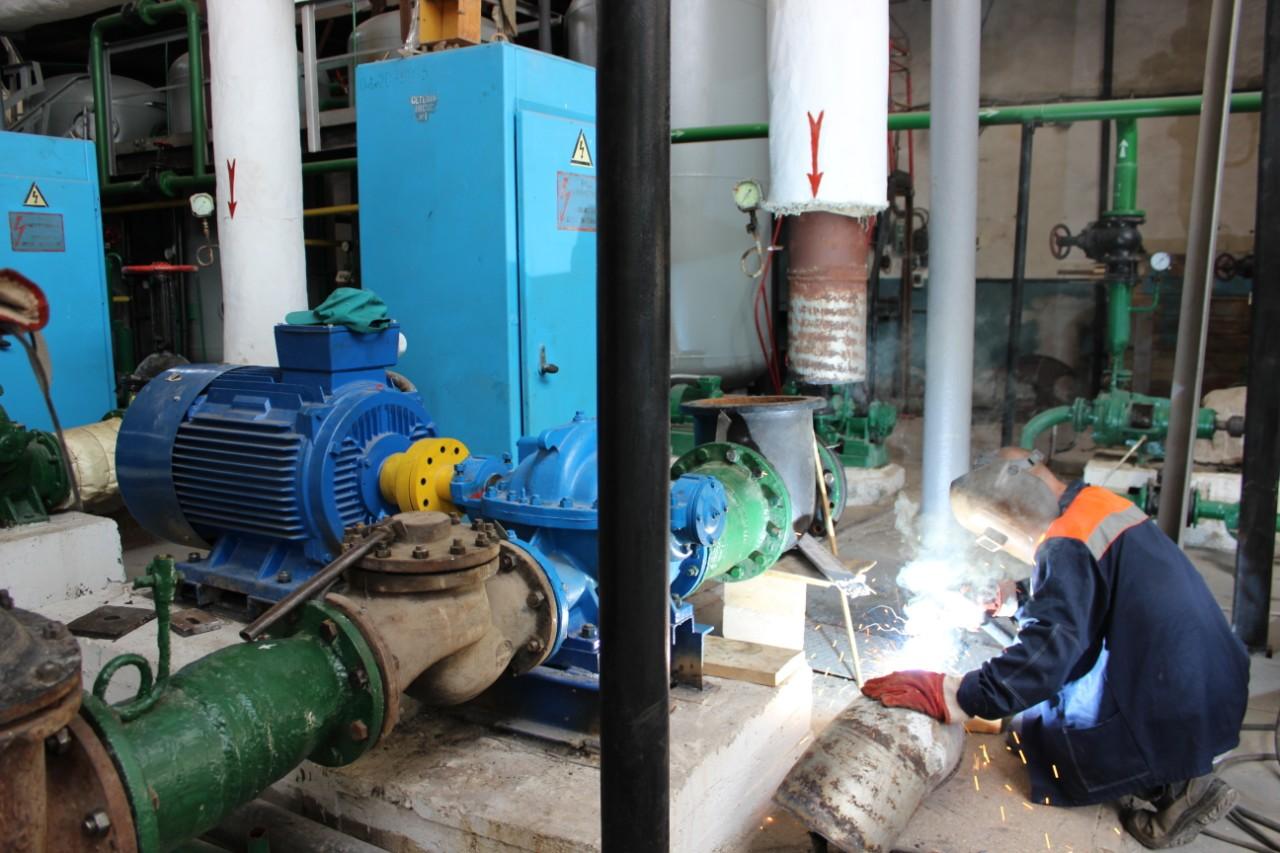 В 2020 году «Севтеплоэнерго» планирует направить на ремонтную кампанию более 107 млн рублей