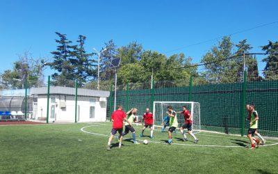 Команда «Севтеплоэнерго» заняла 2 место в соревнованиях по мини-футболу