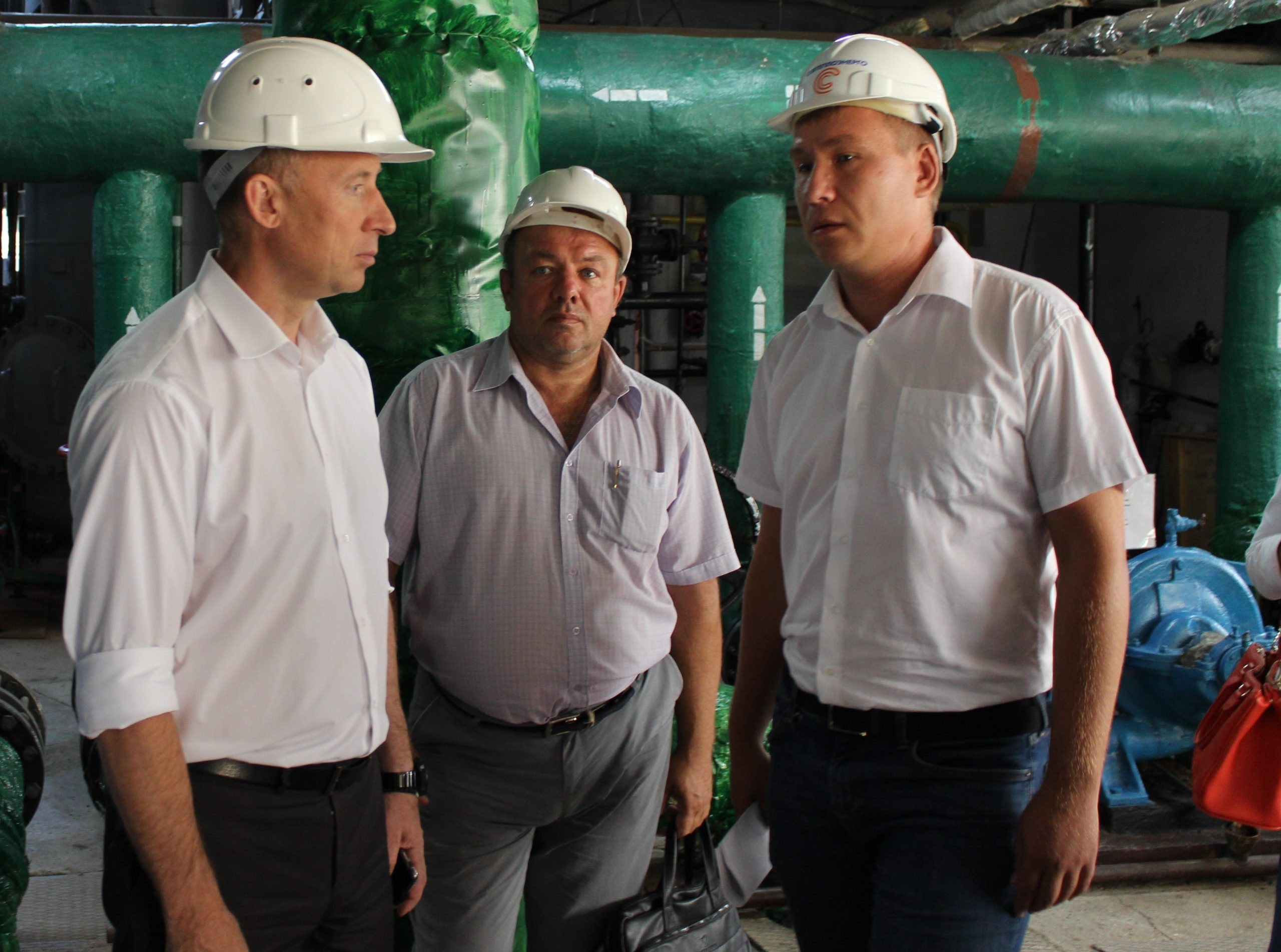"""Готовность объектов ГУПС """"Севтеплоэнерго"""" к отопительному сезону составляет 86%"""