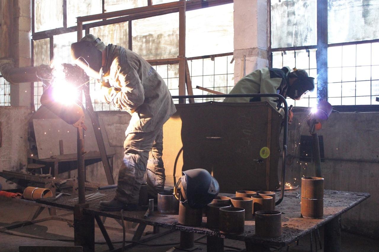 Лучшего электрогазосварщика в «Севтеплоэнерго» выбирали коллеги по цеху