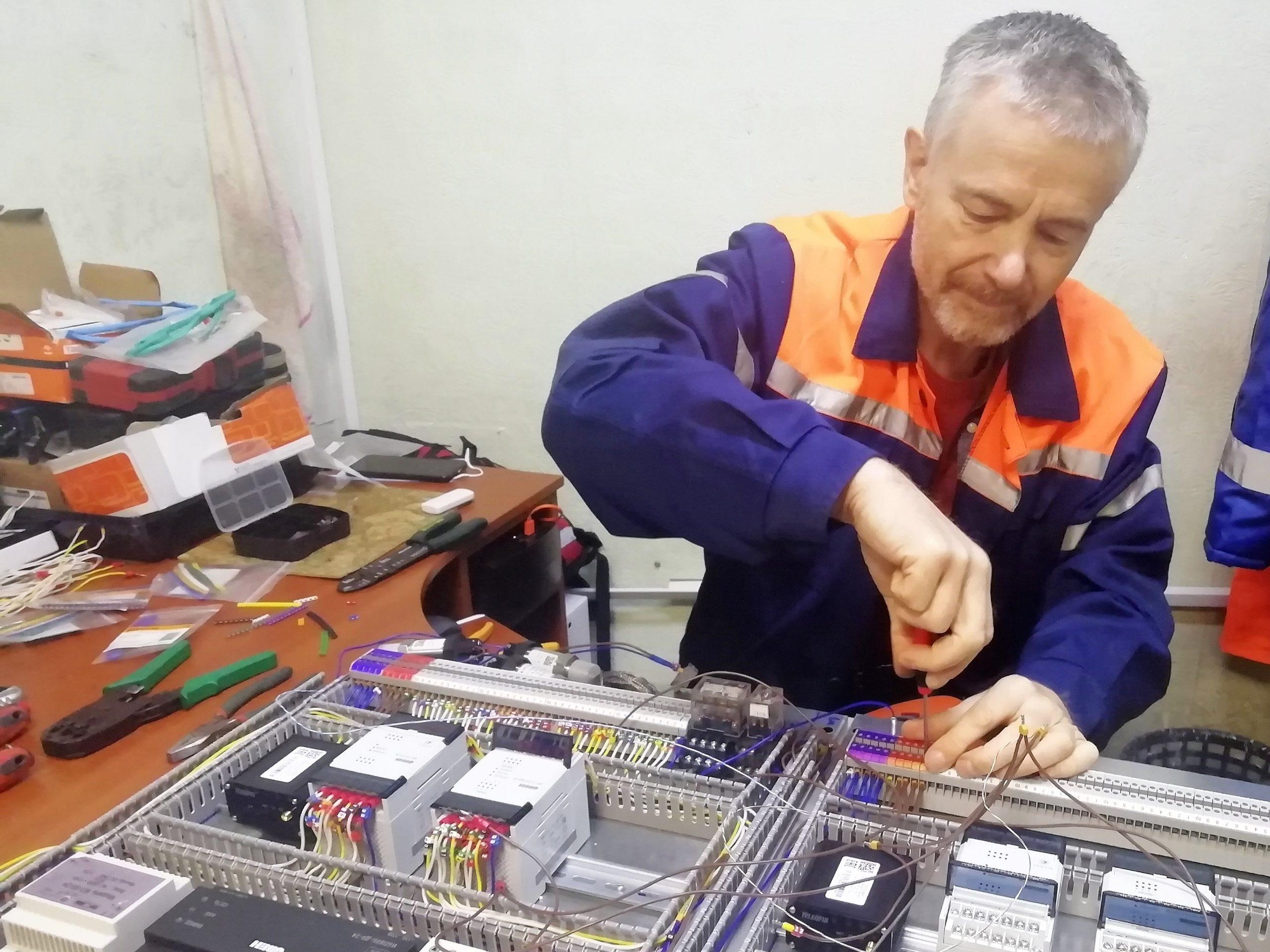 На котельных «Севтеплоэнерго» модернизируют устаревшие системы диспетчеризации