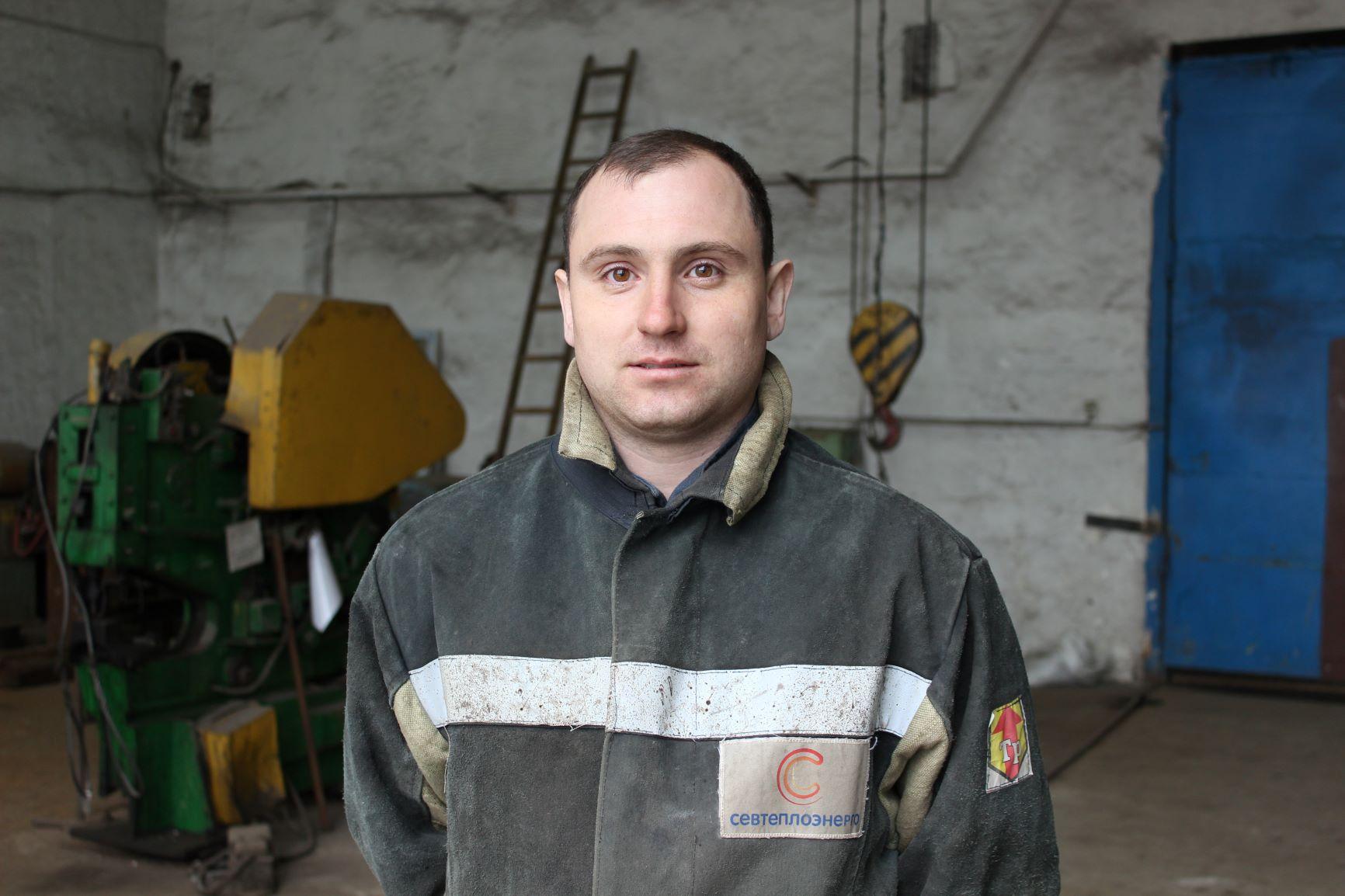 Молодой электрогазосварщик ремонтно-строительного цеха стал лучшим в своей профессии