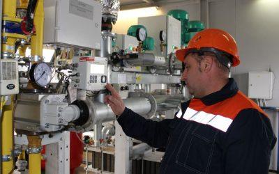 Специалисты службы КИПиА готовят оборудование к работе в зимний период