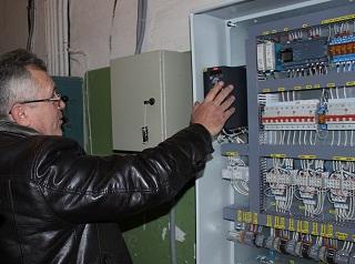 На котельных «Севтеплоэнерго» устанавливаются станции частотного регулирования для экономии электроэнергии