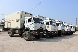Москва передала в дар Севастополю шесть дизель-генераторных установок