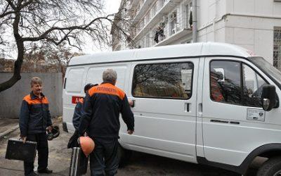 К 50-летию предприятия: «Скорая помощь» на месте прорыва
