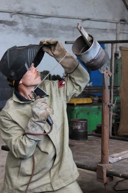 В «Севтеплоэнерго» состоялся профессиональный конкурс «Лучший газоэлектросварщик»