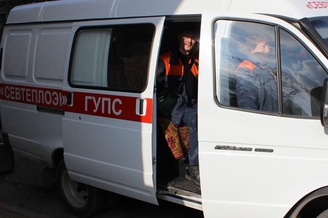 В период аварийного отключения электроснабжения персонал «Севтеплоэнерго» не допустил нештатных ситуаций на работающих объектах теплового хозяйства
